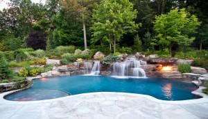 Beautiful Pool Renovation Ashburn Va