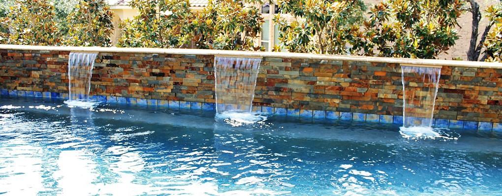 Nice New Pool Construction North VA Fairfax County