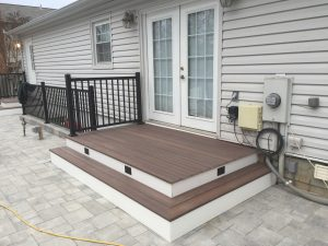 Patio and deck design construction Stone Patios VA Reston VA