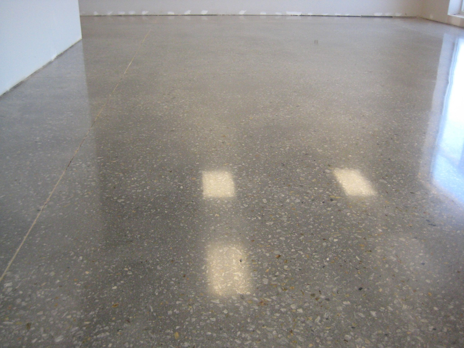 Titus Restoration Concrete Polishing Example