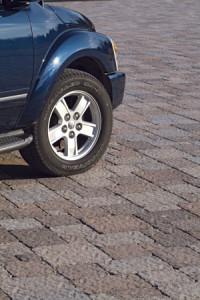 Example of a sarengeti driveway in DC