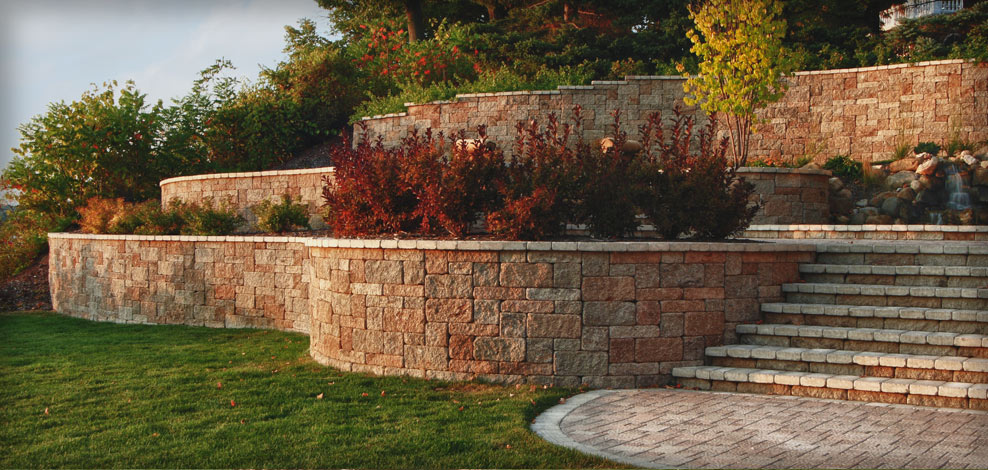 Retaining Wall Construction Company North VA MD DC