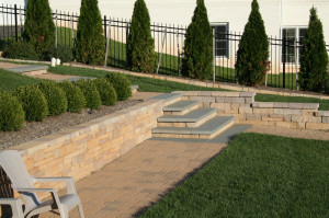 Retaining Walls Photo Gallery