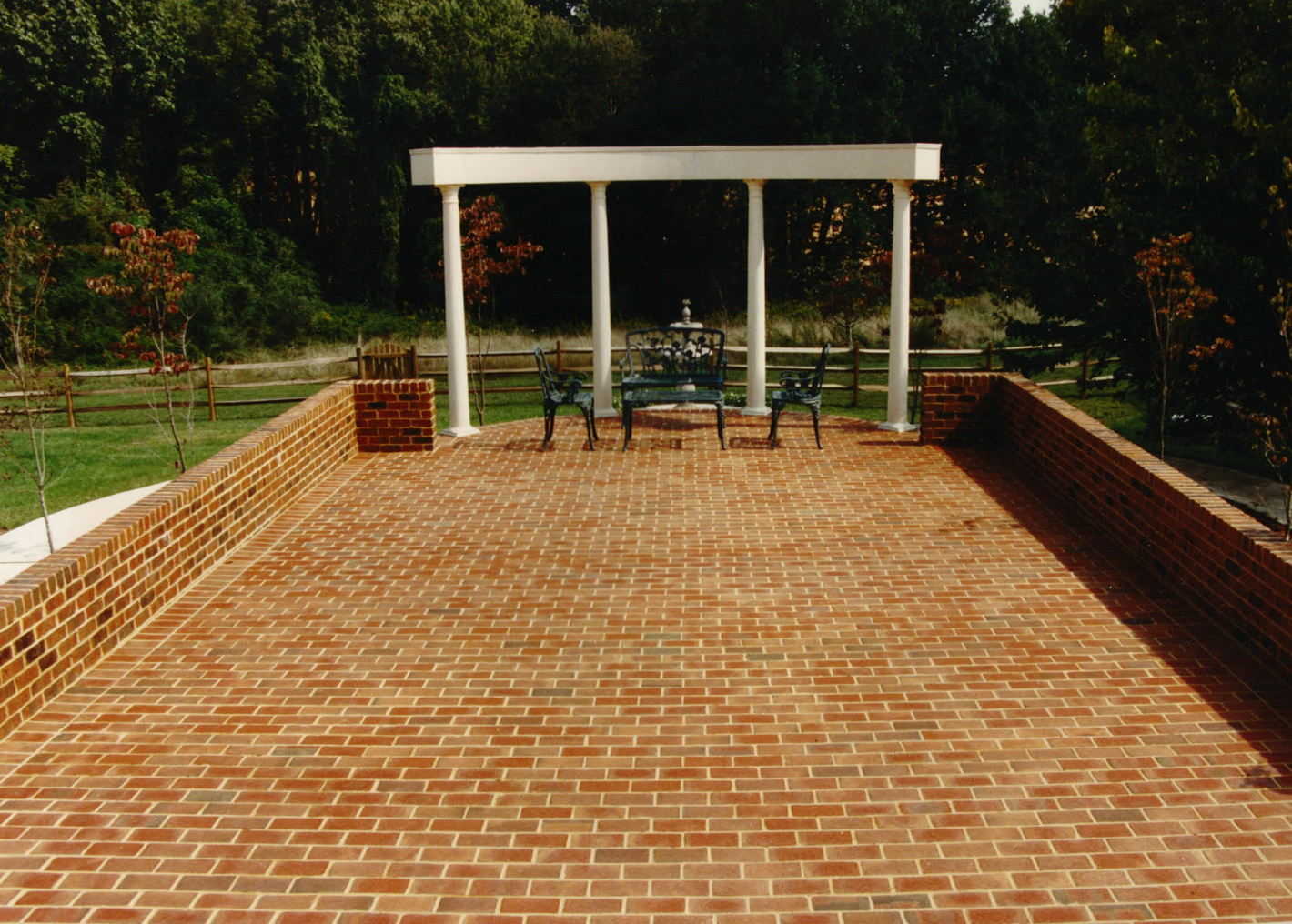 Brick Patio Design And Installation Company Northern Va