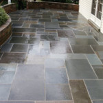 Flagstone Patio in Annandale Virginia
