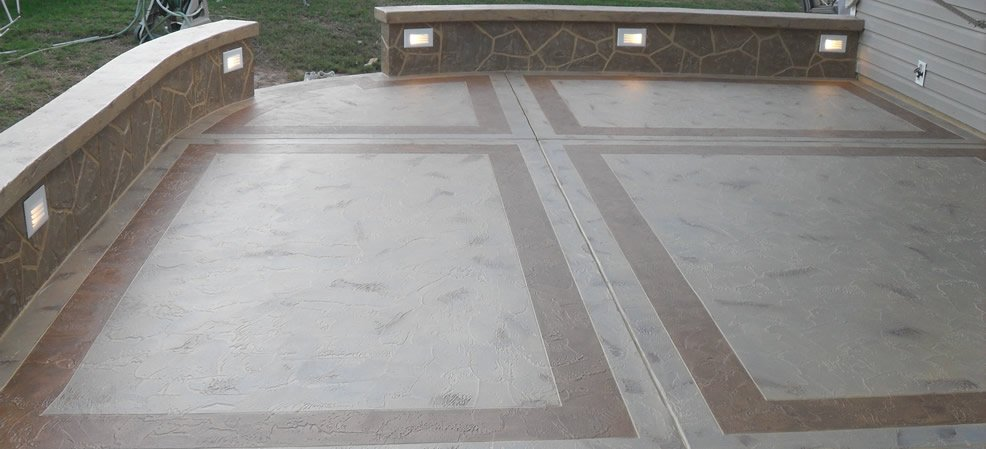 Concrete Patio Design Amp Construction Company North Va