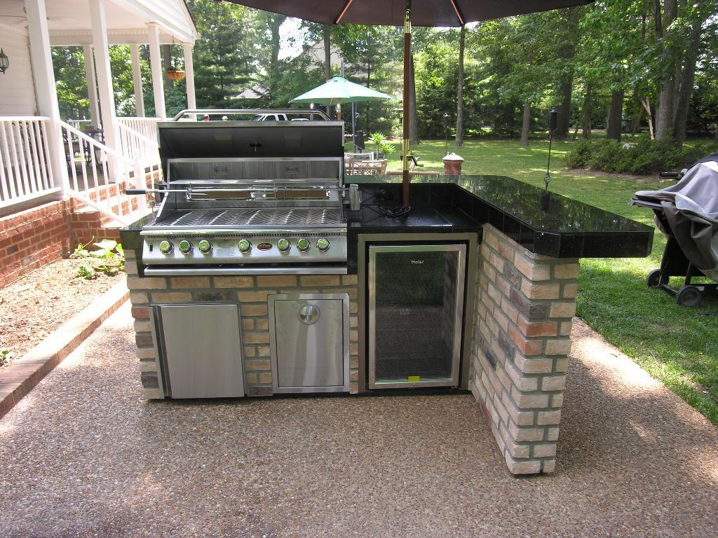 Outdoor Kitchen Design Outdoor Kitchen Design Construction Company North Va