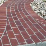 Brick Walkway Example