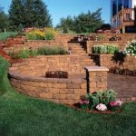 Stunning Retaining Wall Work and Design