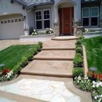 Nice Stone Steps with Soft Edges