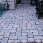 Paver Patio in Centreville Virginia