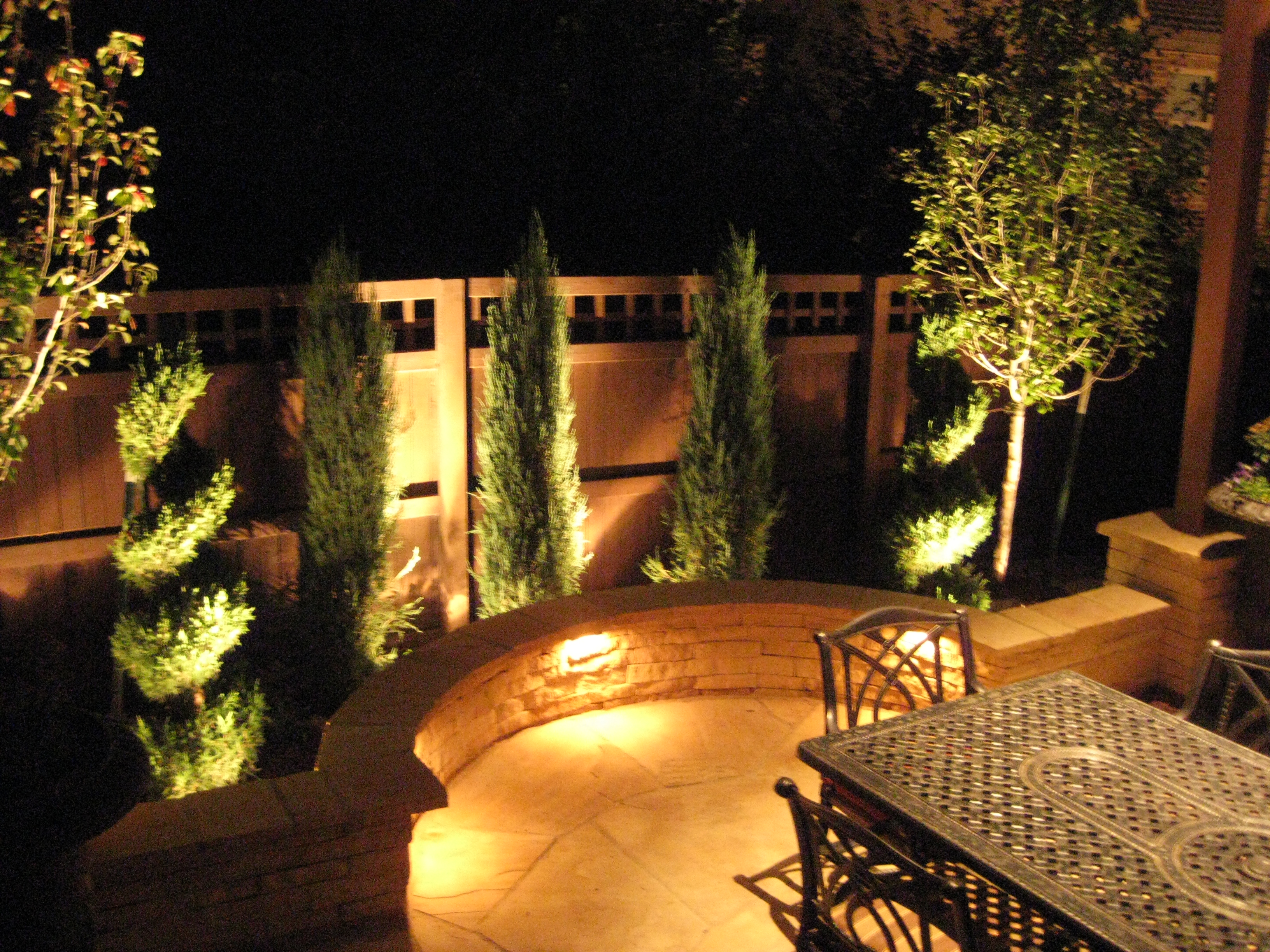 Outdoor Lighting In Stapleton