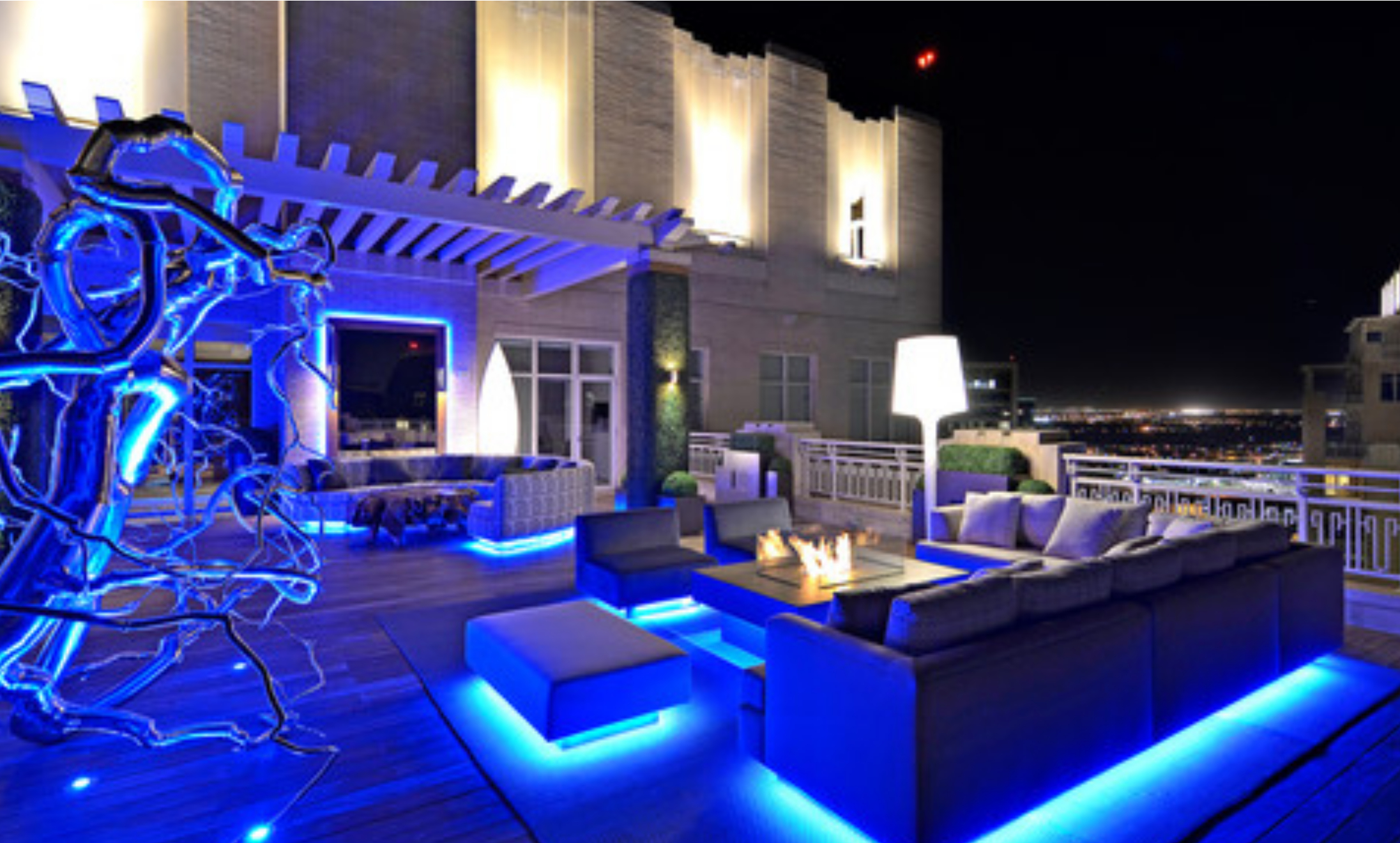 outdoor led examples outdoor lighting photos