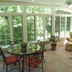 Sunroom For Winter or Summer