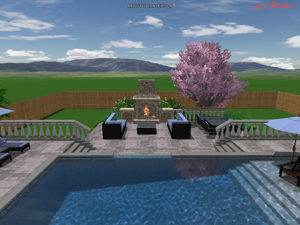 Recomended pools and landscaping ideas northern virginia for Landscaping rocks northern virginia