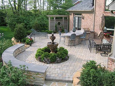 Hardscape Design Service for Backyards USA