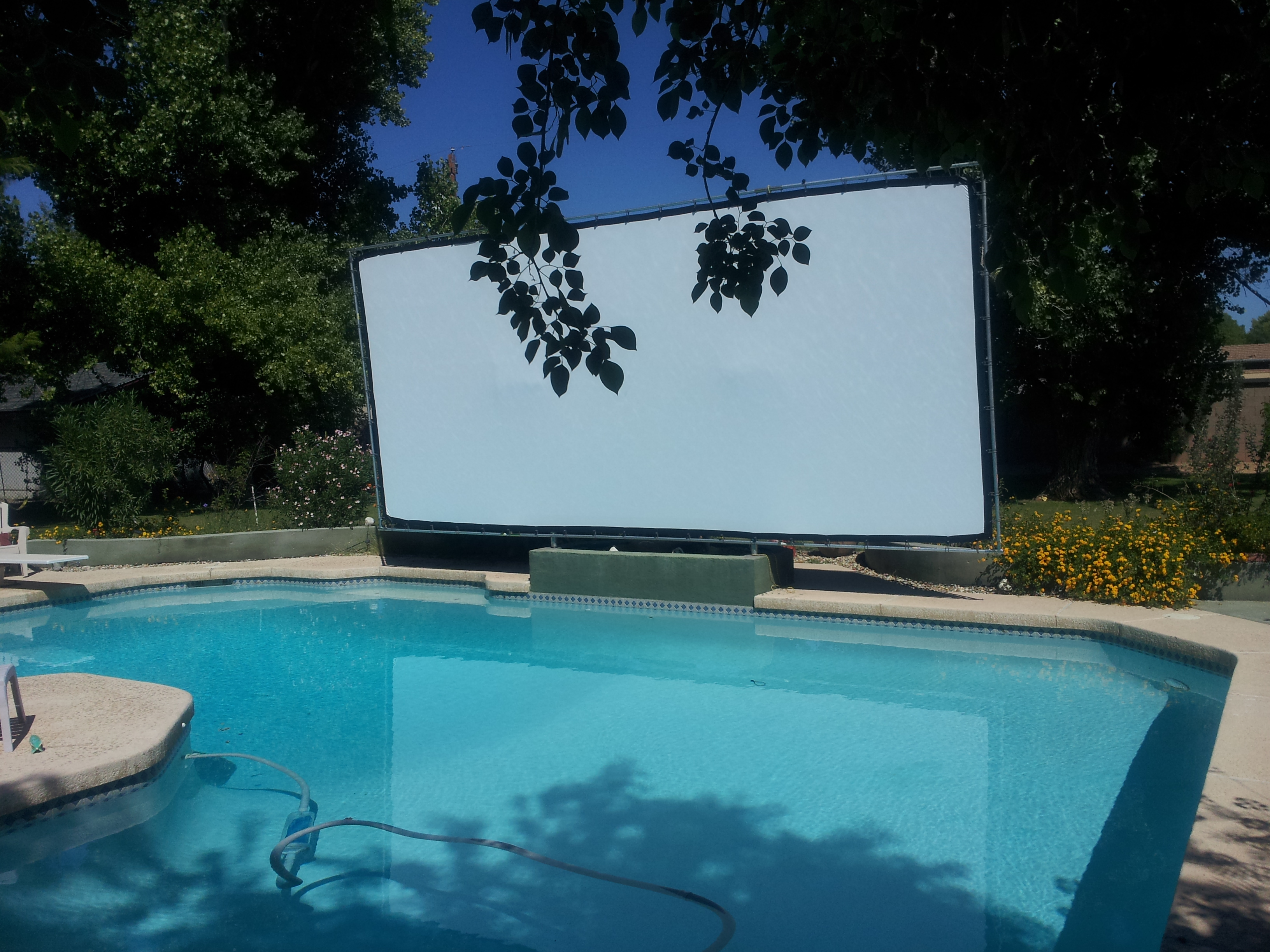 Outdoor Cinema Tv