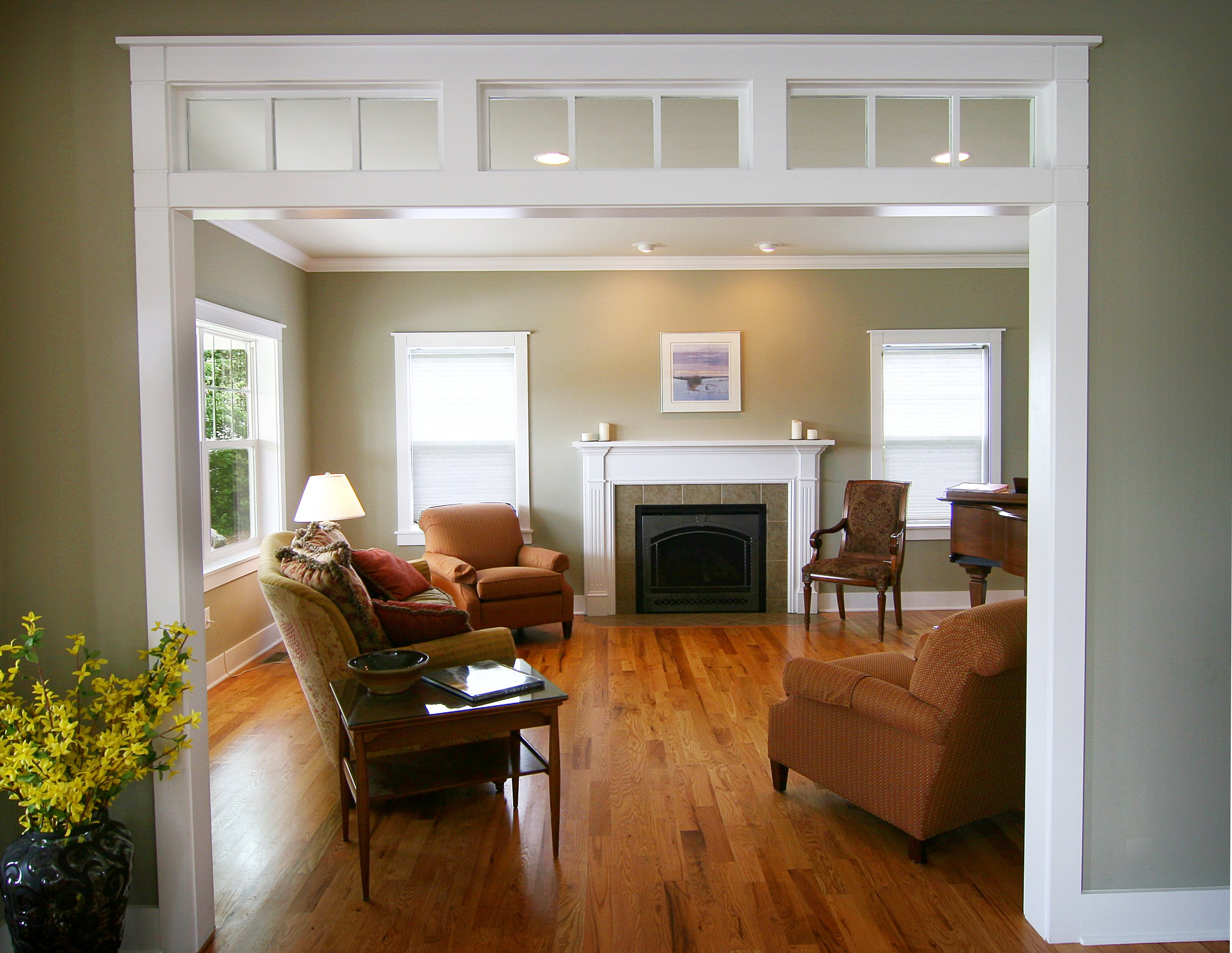 Living Room Addition Room Addition Design Construction Company North Va & Dc