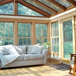 Lounging Sunroom Addition