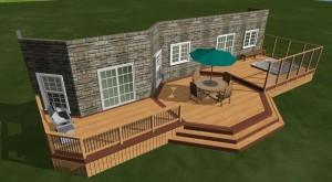 3d Deck Project