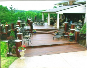 Maryland Deck For Families