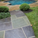 Oakton VA Flagstone Walkway Design and Construction