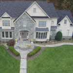 Stone-Patio-VA-Aerial-Photo-Slider-Oakton-Flagstone-Walkway-Stoop-and-Steps