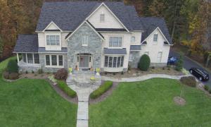 Stone-Patio-VA-Aerial-Photo-Slider-Oakton-Flagstone-Walkway-Stoop-and-Steps