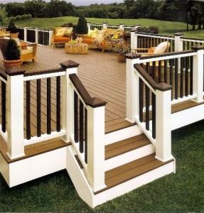 Composite Deck Option Northern Virginia