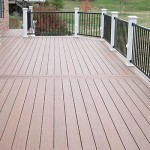 Composite Deck and Railing NOVA