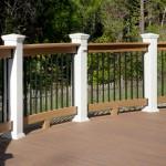 Custom Deck North VA Fairfax Composite Deck StonePatiosVA
