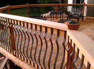 Deck Railing Herndon VA Contractor