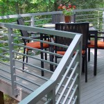 North VA Deck Railing