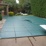 Pool Cover Example Fairfax VA